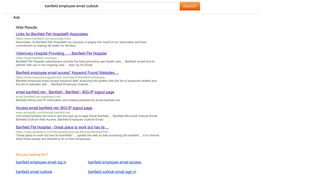 Search results for banfield employee email outlook -