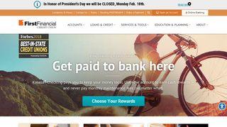 First Financial CU | Albuquerque, NM - Rio Rancho, NM - Farmington ...