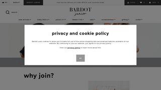 Bardot Junior Membership | Bardot Junior