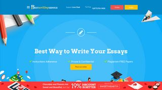 Best-Writing-Service is Your Reliable Academic Writing Company to ...