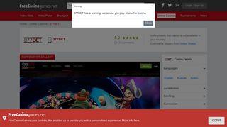 Bet377 Website