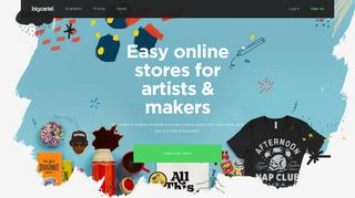 Big Cartel - Easy Online Stores for Artists and Makers
