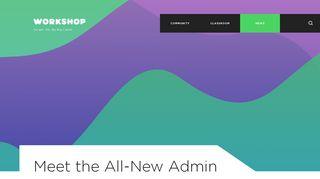 Meet the All-New Admin - Big Cartel