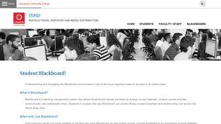 Blackboard - LaGuardia Community College