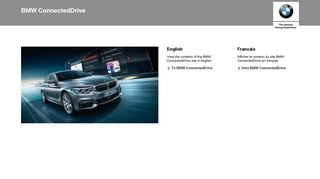 BMW ConnectedDrive customer portal – connecting to your BMW ...