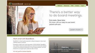 BoardBook | Paperless Board Meeting Software