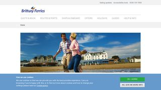 Club Voyage Travel Club - Up to 30% discount - Brittany Ferries