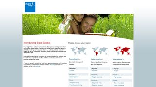 Bupa Global - Buy health and travel insurance online