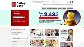 Cathay Bank - Personal and Financial Services | Cathay Bank