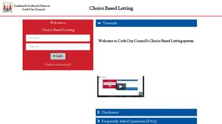 Choice Based Letting