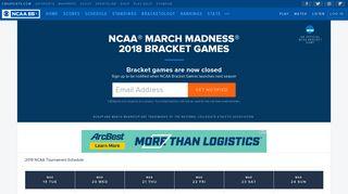 NCAA Tournament Brackets 2018 - March Madness ... - CBS Sports