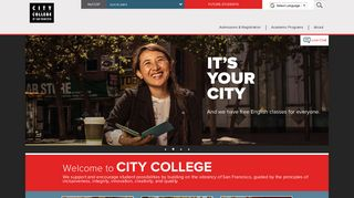 CCSF Home Page