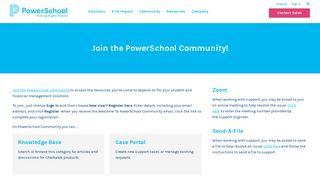 Chalkable - PowerSchool