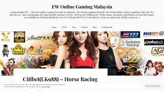 Lk988 asia leading betting sport betting company in nigeria