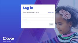 Log in to Clever