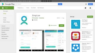 EmpLive - Apps on Google Play