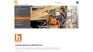 ESS Employee Self-Service - myTHDHR.com