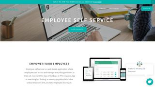 Employee Self Service Software - ESS   Dominion Systems