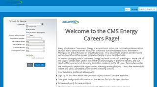Career Opportunities: Sign In - SuccessFactors