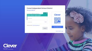 Comal Independent School District - Log in to Clever