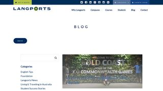 My Life as a GC2018 Commonwealth Games Volunteer   Langports