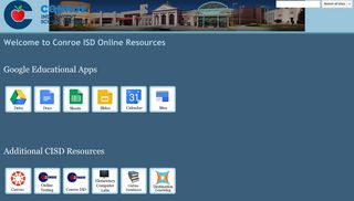 Conroe ISD Google - Google Sites
