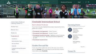 Dexter Community Schools: Creekside 5-6