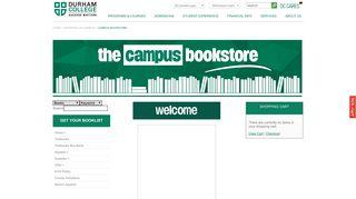 Durham College Campus Store: Home