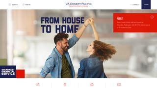 Home › VA Desert Pacific Federal Credit Union