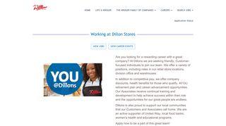 Dillon Stores - Jobs at Kroger