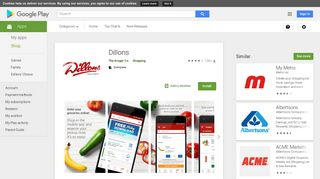 Dillons - Apps on Google Play