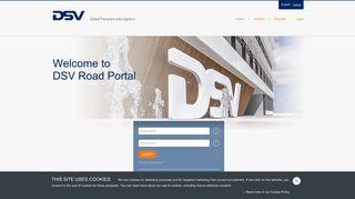 DSV Portal