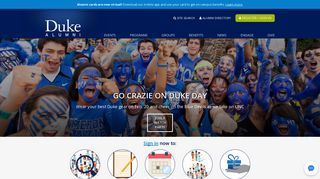 Duke Alumni Association - Duke University