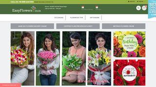 Easy Flowers India