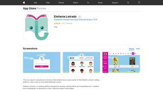 Elefante Letrado on the App Store - iTunes - Apple