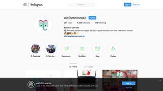 Elefante Letrado (@elefanteletrado) • Instagram photos and videos