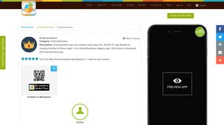 Empireworkers   Install Empireworkers Mobile App   Appy Pie