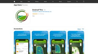 Encirca® Pro on the App Store - iTunes - Apple