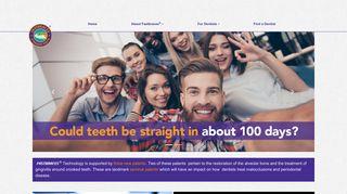 Dental Braces: Straighten teeth in 120 days   Fastbraces