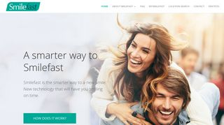 Homepage - Smile Fast