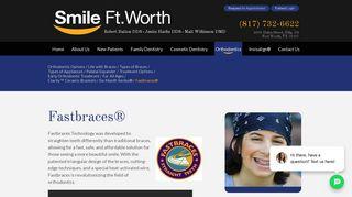 Fastbraces® - Fort Worth TX   Smile Ft. Worth - Smile Fort Worth