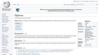 Figleaves - Wikipedia