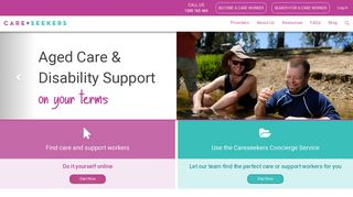 Careseekers: Find Care Workers for Aged Care & Disability Support