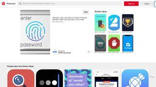 Download IPA / APK of Fingerprint Login: PassKey Password Lock ...