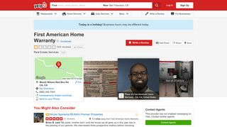 First American Home Warranty - 20 Photos & 481 Reviews - Real ...