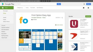 First Option Easy App - Apps on Google Play