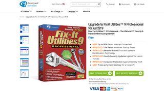Fix-It Utilities 9 Professional - PC Diagnostics & Utilities to Optimize ...