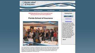 Florida School of Insurance