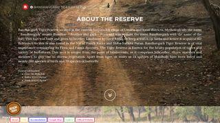 Bandhavgarh Tiger Reserve - MP Forest Online