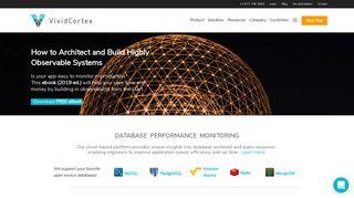 VividCortex: Database Monitoring